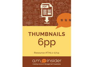 Thumbnails 6pp (FREE RESOURCE)