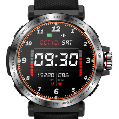 SENBONO S18 Sport IP68 waterproof Smart Watch