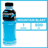 CC Powerade Mtn Blast PET 500 ml