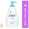 Baby Dove Hair-To-Toe Wash Rich Moisture 591ML x 4
