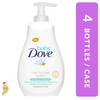 Baby Dove Hair-To-Toe Wash Sensitive Moisture 591ML x 4