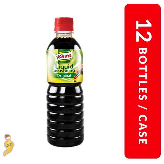 Knorr Liquid Seasoning Original 500ML x 12