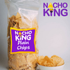 Nacho King Lightly Salted Nacho Chips 500g