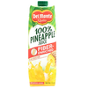Del Monte 100% Pineapple Juice Drink Fiber Enriched 1L  x12 pcs