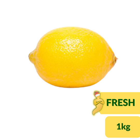 Lemon Yellow 1kg