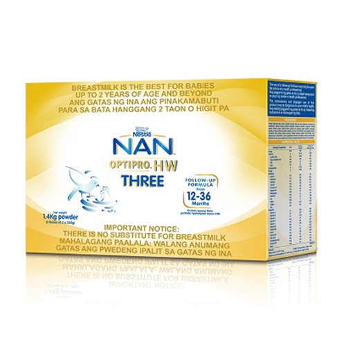 NAN OPTIPRO HW Three 1.4kg