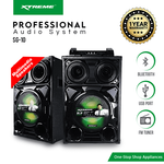 300Wx2 XTREME AMPLIFIED SPEAKER (SG-10)