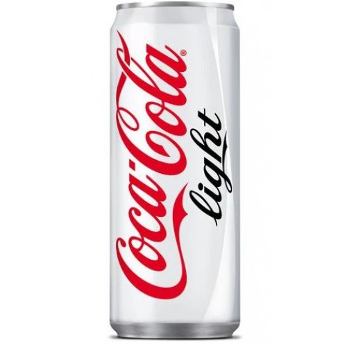 Coke Light Can 325 ml