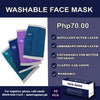 VV Washable Face Mask (1pc)