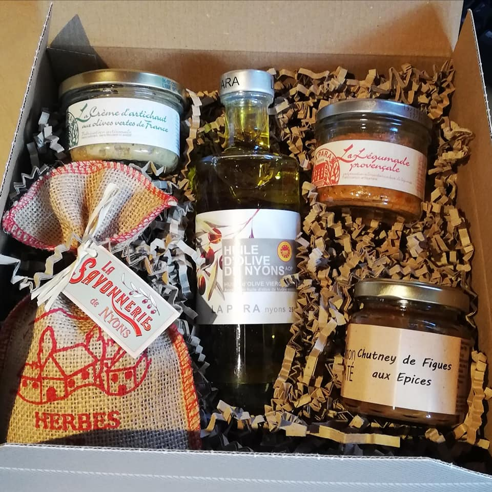 Gift Box (to create your own hamper)