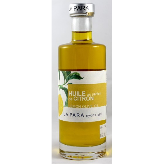 Lemon Infused Olive Oil 250ml