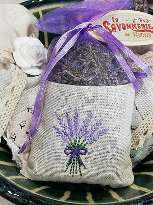 Open image in slideshow, Provence Lavender Bag