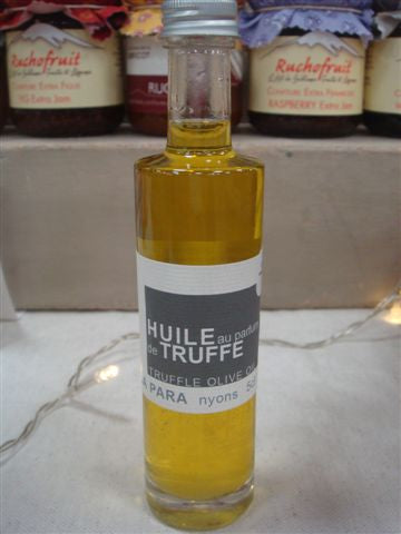 Black Truffle Infused Olive Oil (5cl)