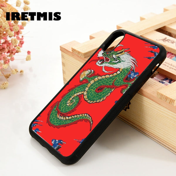 Iphone case - Red Dragon limited edition
