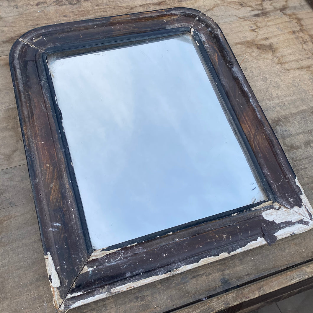 French vintage mirror