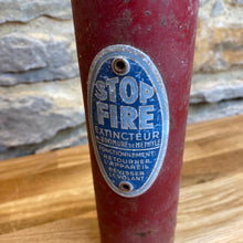 Load image into Gallery viewer, Small decorative French fire extinguisher