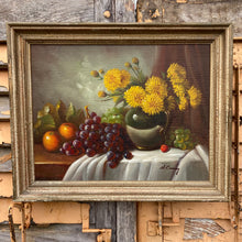 Load image into Gallery viewer, French framed oil on canvas