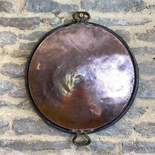 Load image into Gallery viewer, French vintage stamped double handle cassolette copper pan
