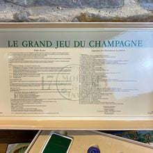 Load image into Gallery viewer, French Moët Chandon board game