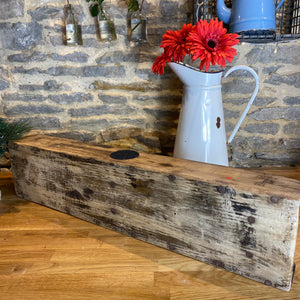 French wooden vintage brick mould