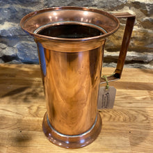 Load image into Gallery viewer, Beautiful French copper Tankard
