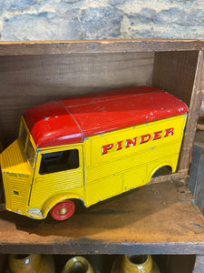 Toy Citreon HY 1962 French van