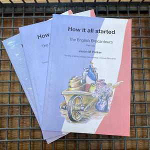 My book - How it all Started