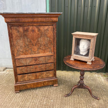 Load image into Gallery viewer, French marble top secretaire