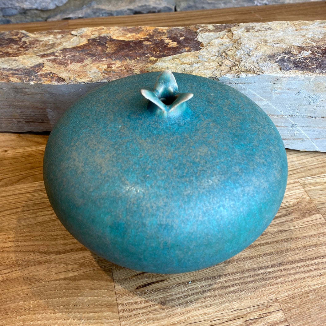 French Green pottery