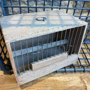 French mouse cage