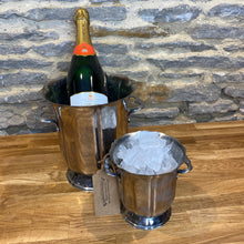 Load image into Gallery viewer, French champagne ice bucket