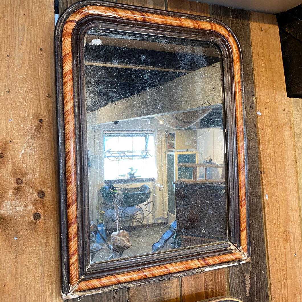 Beautiful Louis Philippe  French vintage mirror