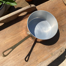 Load image into Gallery viewer, French vintage copper pan