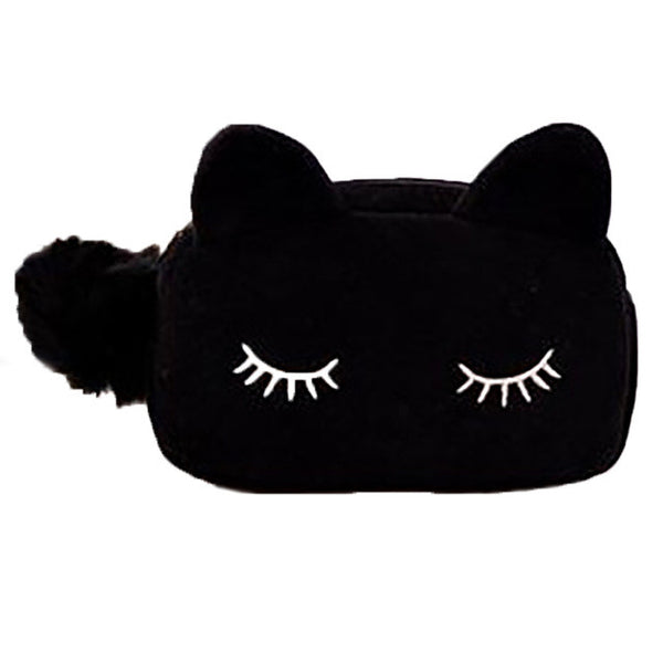 Meow Makeup Bag - Luxy Lash - 1