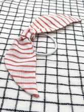 Load image into Gallery viewer, Bunny Ear Hair Tie And Scrunchie - Free PDF Pattern