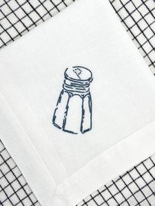 Pepper embroidery kit