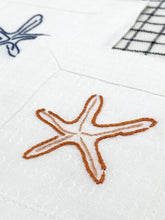 Load image into Gallery viewer, Starfish Embroidery Kit