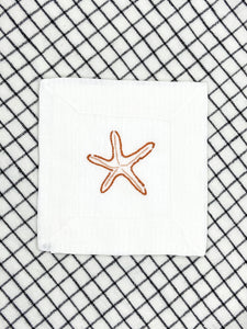 Starfish Embroidery Kit