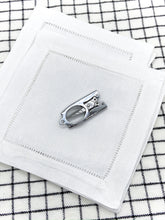 Load image into Gallery viewer, Embroidered cocktail napkin kit