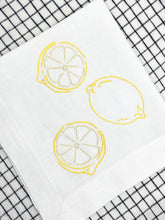 Load image into Gallery viewer,  Lemons embroidery kit