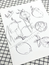 Load image into Gallery viewer, PDF Printable embroidery pattern