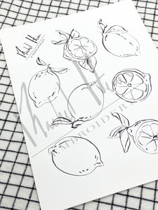 PDF Printable embroidery pattern