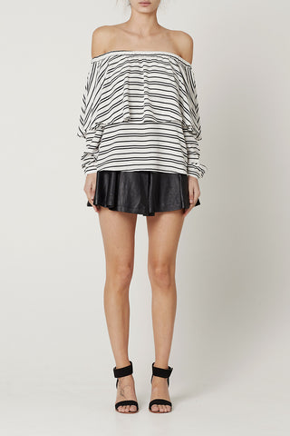 VALERIE TOP Stripe
