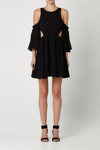 Pre Order : RAMONA DRESS Black