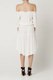 Pre Order : RUBY DRESS White