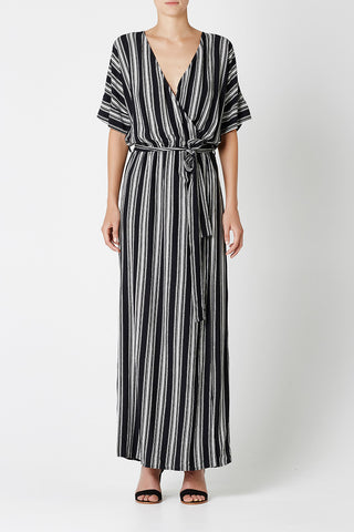 OLD FAITHFUL Dress Stripe