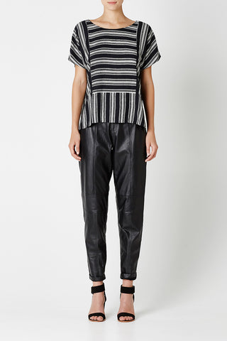 HIGH END Top Stripe