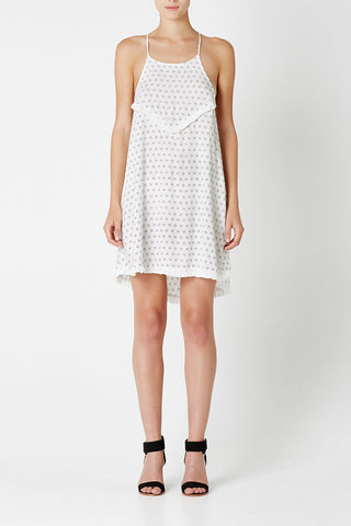 WAY IT IS Dress Daisy Print