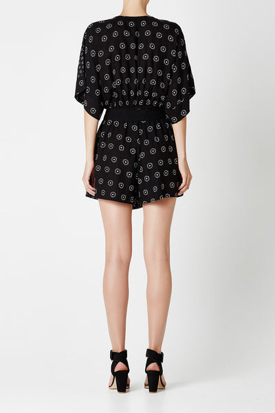SO IT GOES Playsuit Daisy Print