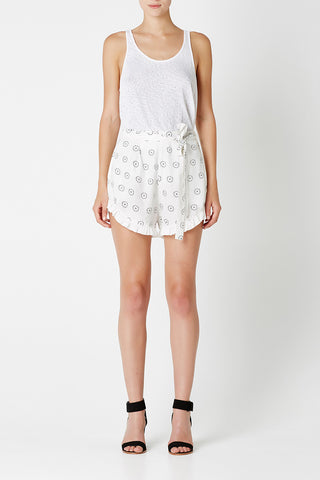 PLAY OFF Shorts Daisy Print